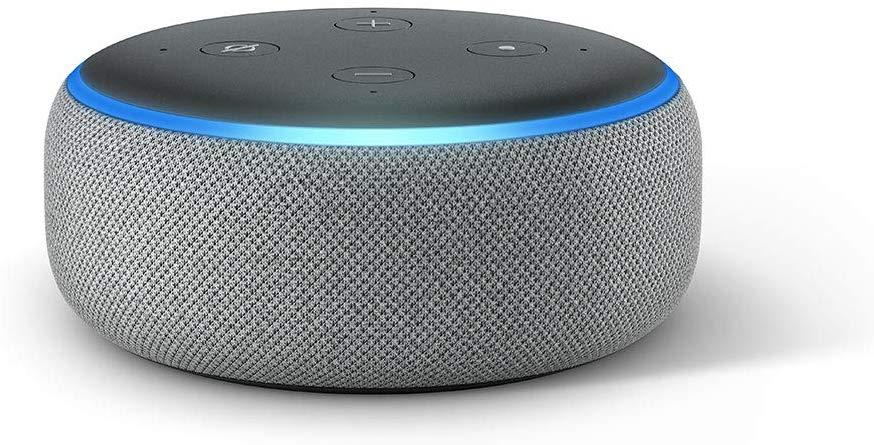 Amazon Echo Dot 3ª generación. El más vendido de 2019 6