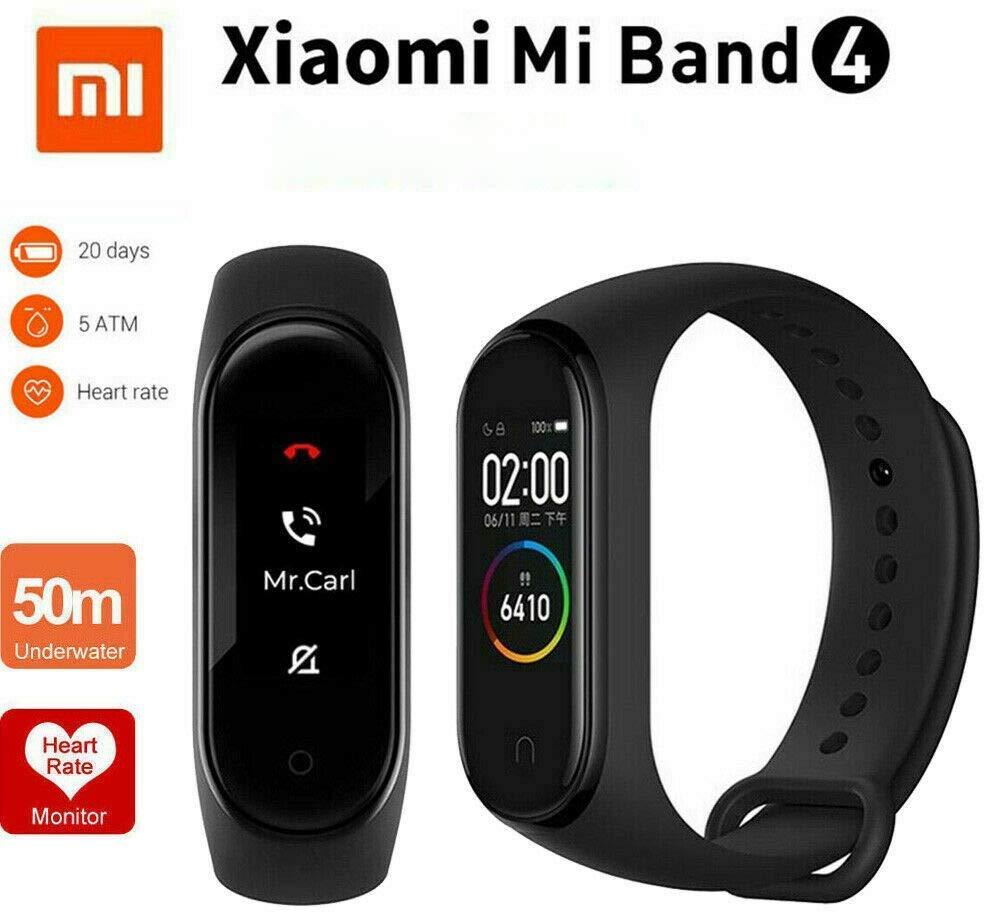Reseña. Xiaomi Mi Smart Band 4. La más vendida del mercado. 2