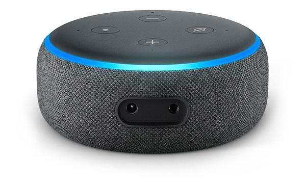 Amazon Echo Dot 3ª generación. El más vendido de 2019 3