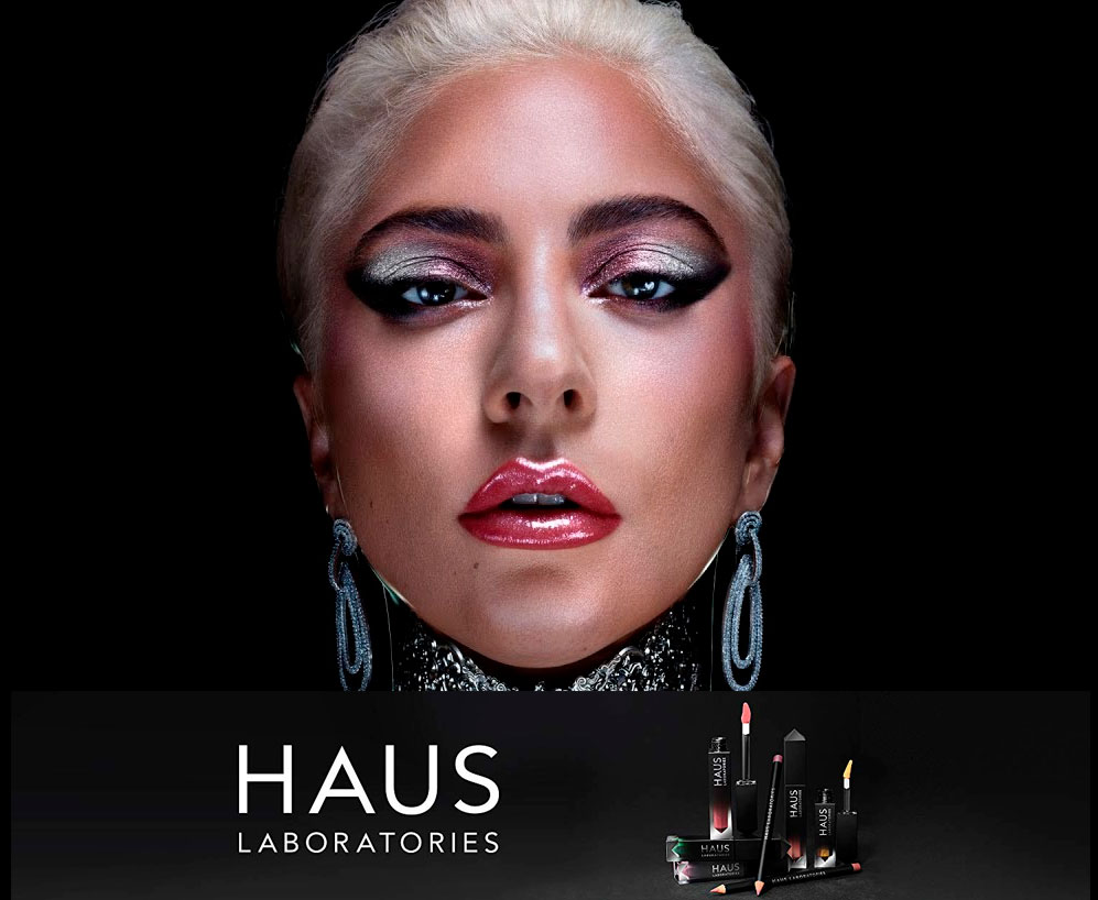 HAUS LABORATORIES el maquillaje de Lady Gaga a la venta en Amazon