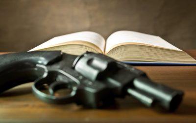 4 autores de novela negra que debes leer antes de que acabe el año.