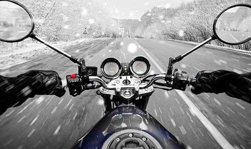 guantes de moto calefactados