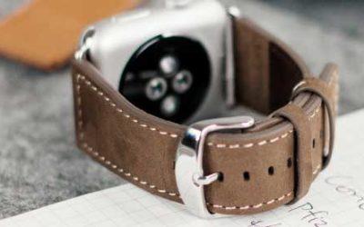 Las mejores correas de cuero baratas para Apple Watch
