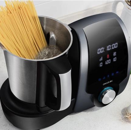 ¿Es el robot de cocina Mambo 9090 mejor que Monsieur Cuisine? 37