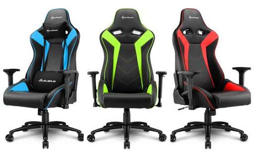 Las mejores sillas gaming y de sillas oficina 2020 1