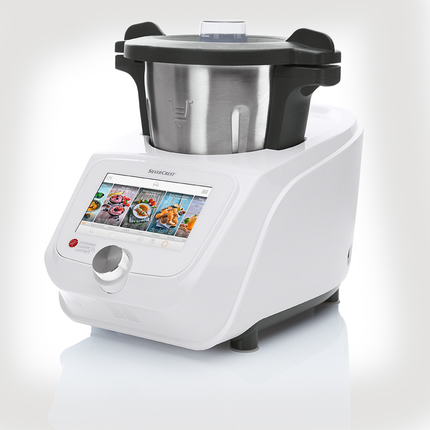 ¿Es el robot de cocina Mambo 9090 mejor que Monsieur Cuisine? 35