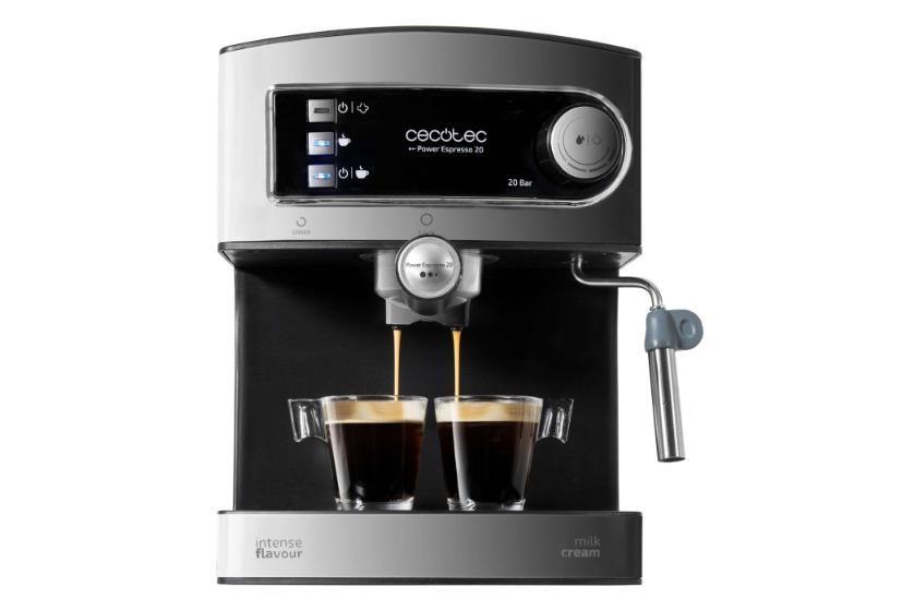 Opinión de la cafetera Cecotec más vendida. Cecotec Power Espresso 20 2