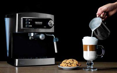 Opinión de la cafetera Cecotec más vendida. Cecotec Power Espresso 20