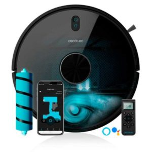 Review y opiniones del robot aspiradora Cecotec Conga 6090