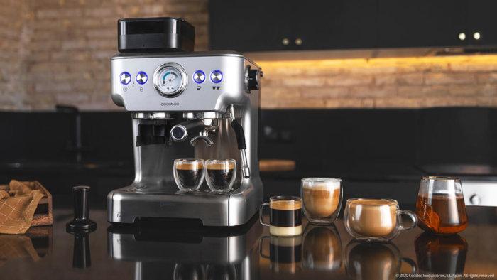 Opinión de la cafetera Cumbia Power Espresso 20