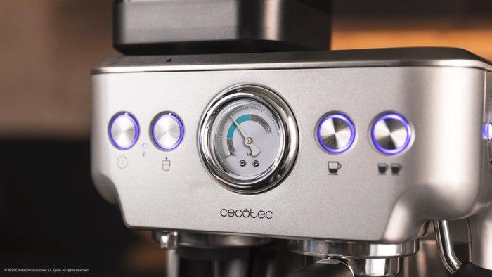 Opinión de la cafetera Cumbia Power Espresso 20 1