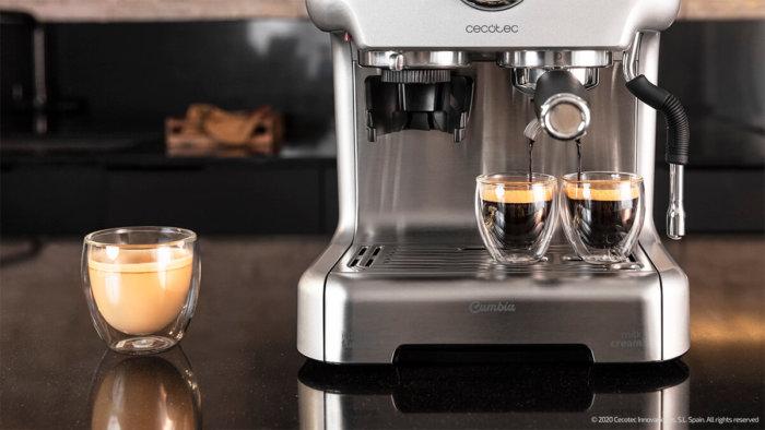 Opinión de la cafetera Cumbia Power Espresso 20 4