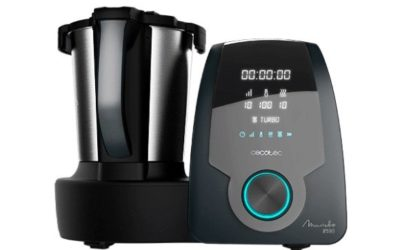 Mambo 8590 >> Análisis del último robot de cocina de Cecotec