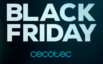 Las mejores ofertas del Black Friday de Cecotec
