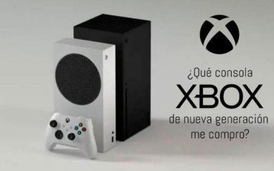 Diferencias entre Xbox Series X y Series S. Comparativa y recomendación de compra