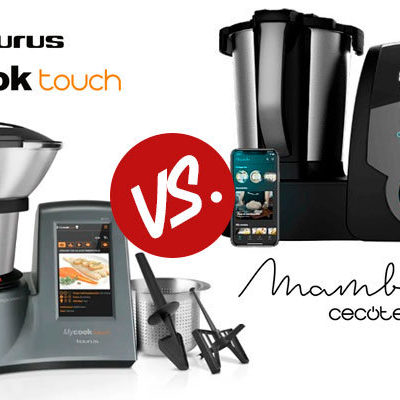 Comparativa Mambo 10070 vs Taurus MyCook Touch